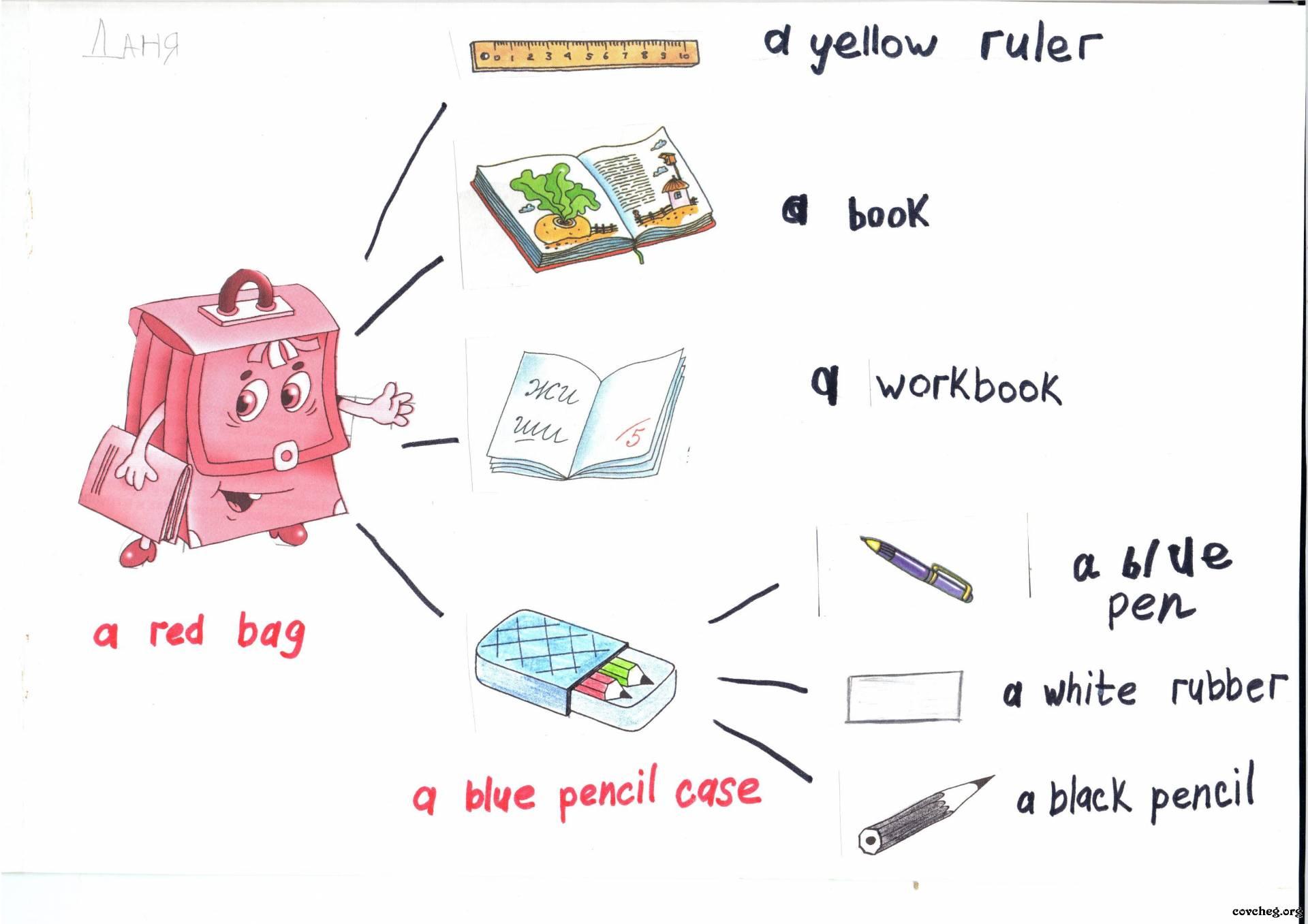 Как сделать проект на английском
