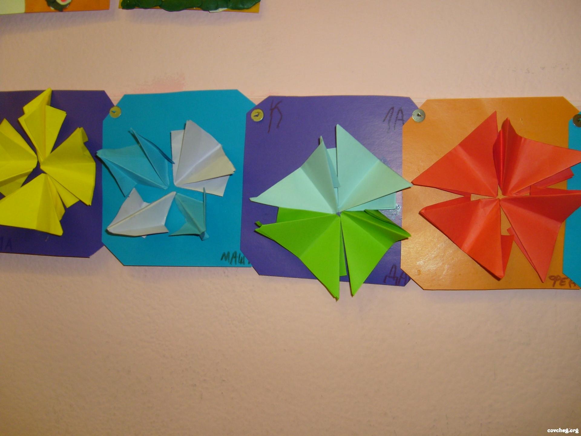 Поделки Оригами 15
